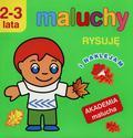 Wiśniewska Anna - Maluchy Rysuję i naklejam 2-3 lata
