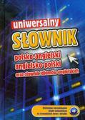 Uniwersalny słownik polsko angielski angielsko polski oraz słownik idiomów angielskich