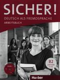 Perlmann-Baume Michaela, Schwalb Susanne, Matussek Magdalena - Sicher! B2 1-12 Arbeitsbuch mit CD
