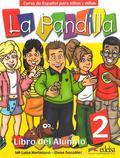 Hortelano Luisa - Pandilla 2 Podręcznik + Ćwiczenia