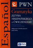 Cybulska-Janczew Małgorzata, Perlin Jacek - Gramatyka języka hiszpańskiego z ćwiczeniami. Poziom podstawowy do średnio zaawansowanego