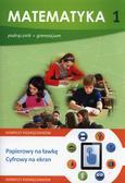 Matematyka z plusem 1 Podręcznik + multipodręcznik. Gimnazjum