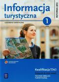 Kruczek Zygmunt - Informacja turystyczna Podręcznik do nauki zawodu technik obsługi turystycznej Część 1. Technikum