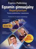 Evans Virginia, Dooley Jenny - Egzamin gimnazjalny Repetytorium Answer Key