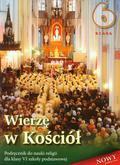 Wierzę w Kościół 6 Religia Podręcznik. Szkoła podsatwowa