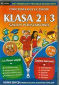 Ćwiczenia dla uczniów Klasa 2 i 3 szkoły podstawowej. Multimedialny program edukacyjny 7-10 lat