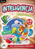 Zabawa i Nauka: Inteligencja 4-8 lat. Gry wyzwalające zdolności