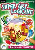 Zabawa i Nauka: Super gry logiczne 8-16 lat. Kolekcja gier logicznych