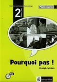 Bosquet Michele, Rennes Yolanda, Vignaud Marie-Francoise - Pourquoi pas 2 Zeszyt ćwiczeń z płytą CD. Gimnazjum