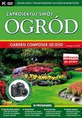 Garden Composer 3D DVD wersja 3.3 PL. Zaprojektuj swój ogród