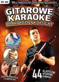 Gitarowe karaoke - Praktyczny kurs gry. 44 klasyczne gitarowe kawałki