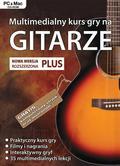 Multimedialny kurs gry na gitarze wersja rozszerzona PLUS
