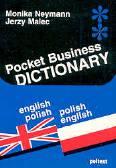 Neyman M., Malec J. - Mały słownik biznesmena polsko-angielski, angielsko-polski