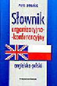 Domański P. - Słownik organizacyjno-konferencyjny angielsko-polski