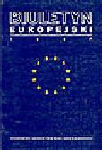 Mucha-Leszko B. (red.) - Biuletyn Europejski 1997