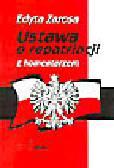 Zarosa Edyta - Ustawa o repatriacji z komentarzem