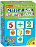 Matematyka na magnesach. Zabawka i gra edukacyjna