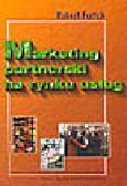 Furtak R. - Marketing partnerski na rynku usług
