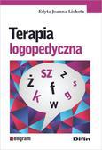 Lichota Edyta Joanna - Terapia logopedyczna
