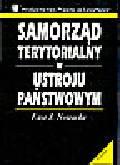 Nowacka E.J. - Samorząd terytorialny w ustroju państwowym