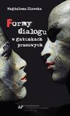 Ślawska Magdalena - Formy dialogu w gatunkach prasowych