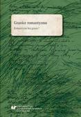 red.Kalarus Marta, red.Kalarus Oskar, red.Piechota Marek - Granice romantyzmu. Romantyzm bez granic?