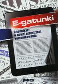 Godzic Wiesław, Bauer Zbigniew - E-gatunki. Dziennikarz w nowej przestrzeni komunikowania