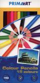 Kredki ołówkowe Prima Art 12 kolorów