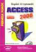 Krzymowski B. - Access 2000 Pl. Pierwsza pomoc