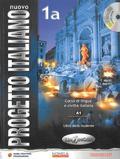 Marin T., Magnelli S. - Nuovo Progetto Italiano 1A podręcznik + CD wersja wieloletnia. Szkoły ponadgimnazjalne