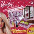 Barbie Farby Window Colours 11 szablonów do odwzorowania