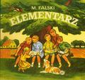 Marian Falski - Elementarz M. Falski - reprint zielony WSiP