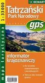 Praca zbiorowa - Mapa  Turs. Tatrzański Park Narodowy