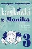 Olejniczak Zofia, Stępień Małgorzata - Kartkówki z Moniką klasa 3