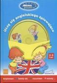 Pamuła Małgorzata - Uczę się angielskiego śpiewająco 3-6 lat NOWELA