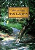 Adam Mickiewicz - Pan Tadeusz z oprac. okleina GREG