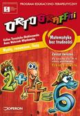 Tuszyńska-Skubiszewska Celina - Ortograffiti SP Matematyka bez trudności 1 OPERON