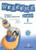Jenny Dooley, Virginia Evans - Welcome Friends 1 SB CD Gratis EXPRESS PUBLISHING