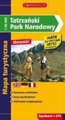praca zbiorowa - Mapa Turystyczna - Tatrzański Park Narodowy w.2009