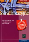 Urszula Białka, Jerzy Chrabąszcz - Zajęcia komunikacyjne GIM ćw OPERON