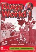 Carol Read, Ana Soberon - Bugs World 1A WB MACMILLAN