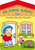 Krassowska Dorota - Co, gdzie, kiedy? - buda