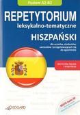 Praca zbiorowa - Hiszpański - Repetytorium leks-tematyczne EDGARD
