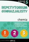 Joanna Pabian - Repetytorium Gimnazjalisty chemia GREG