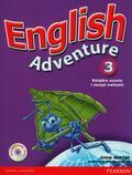 Anne Worral - English Adventure 3 pakiet PEARSON