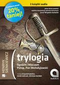 Henryk Sienkiewicz - Trylogia Pakiet 6CD Audiobook