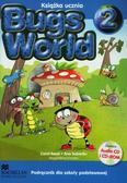 praca zbiorowa - Bugs World 2 SB MACMILLAN