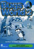 Carol Read, Ana Soberon - Bugs World 2A WB MACMILLAN