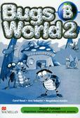 Carol Read, Ana Soberon - Bugs World 2B WB MACMILLAN