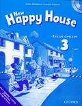 Maidment Stella, Roberts Lorena - Happy House NEW 3 WB+CD OXFORD